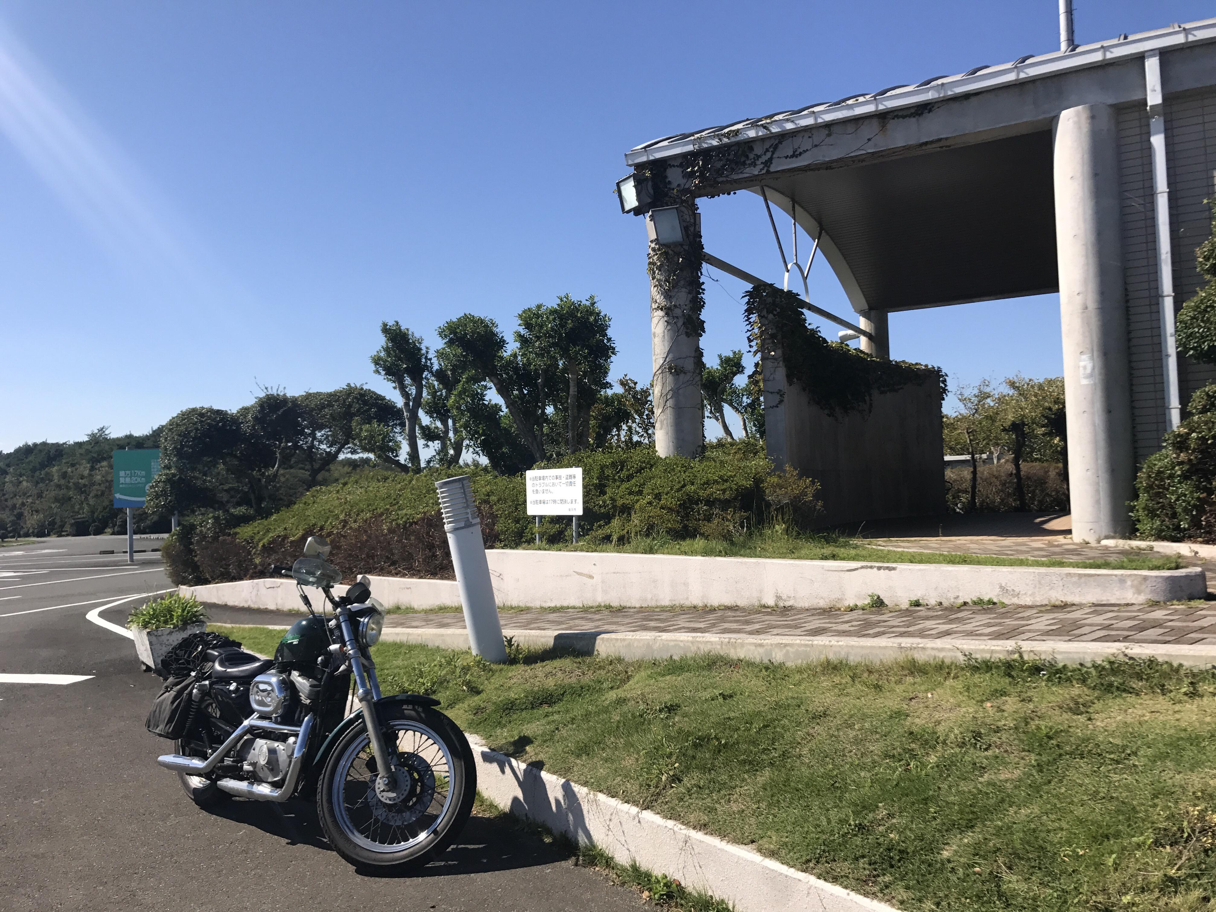 三重県鳥羽の展望台